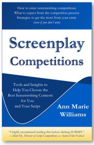 Screenplay Competitions book front cover